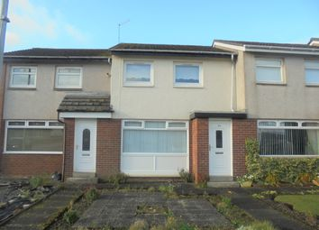 Thumbnail 2 bed terraced house for sale in Brownlee Road, Law Village By Carluke