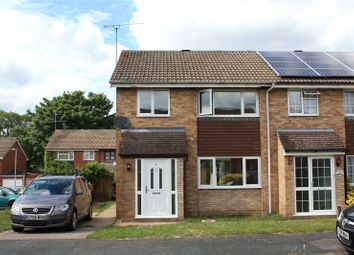 Thumbnail 3 bedroom semi-detached house to rent in Hollydale Close, Reading, Berkshire