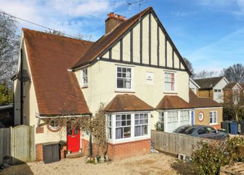 Thumbnail 3 bed semi-detached house for sale in Cross Lanes, Chalfont St. Peter, Gerrards Cross