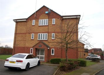 Thumbnail 1 bed flat for sale in Fontwell Road, Branston, Burton-On-Trent, Staffordshire