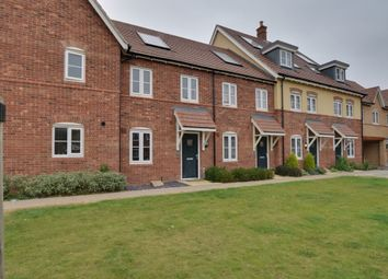 Thumbnail 2 bedroom terraced house for sale in Hilton Close, Kempston, Bedford, Bedfordshire