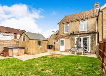 Thumbnail 4 bed semi-detached house for sale in Carnarvon Road, Gosport