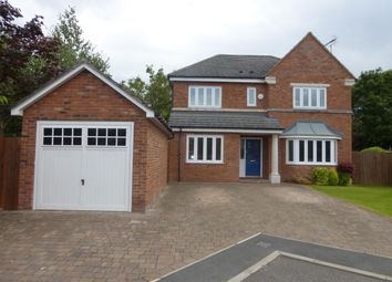Thumbnail 5 bed detached house to rent in The Meadows, Bromborough, Wirral