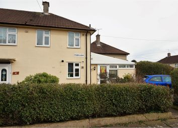 Thumbnail 3 bedroom semi-detached house for sale in Markland, Leicester