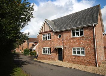 Thumbnail 4 bed detached house to rent in Marrow Mead, Elvetham Heath, Fleet, Hants