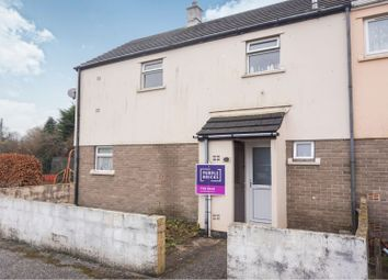 Thumbnail 3 bed end terrace house for sale in New Molinnis, St. Austell