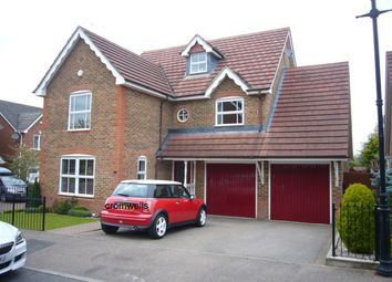 Thumbnail 5 bedroom detached house to rent in Kenny Drive, Carshalton
