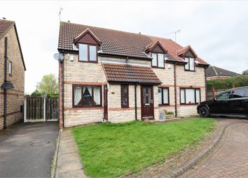 Thumbnail 2 bed semi-detached house to rent in Hemmingway Close, Treeton, Rotherham