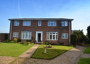 Thumbnail 3 bed flat for sale in St. Thomas Park, Lymington