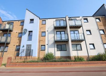 Thumbnail 1 bed flat for sale in Countess Way, Broughton, Milton Keynes