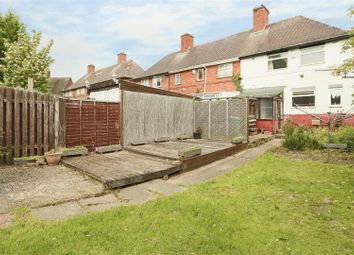 Thumbnail 2 bed end terrace house for sale in Harmston Rise, Heathfield, Nottingham