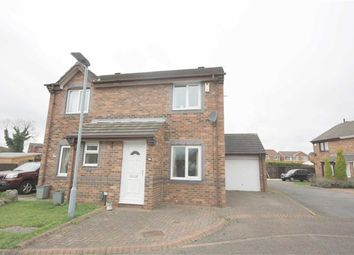 Thumbnail 2 bed semi-detached house for sale in Auckland, Chester Le Street, County Durham