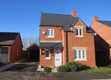 Thumbnail 3 bed detached house for sale in Sorrell Crescent, Wootton Fields, Northampton