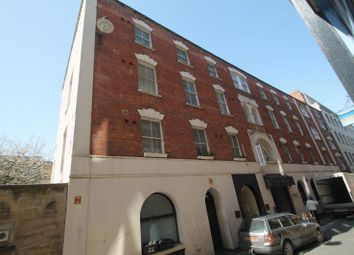 Thumbnail 1 bed flat for sale in Crusader House, St. Stephens Street, Bristol