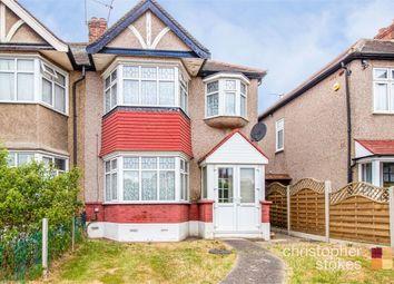 Thumbnail 3 bed end terrace house for sale in Bullsmoor Gardens, Waltham Cross, Middlesex