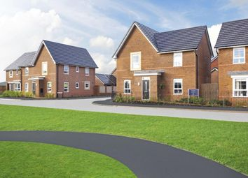 "Thumbnail 4 bedroom detached house for sale in ""Lincoln"" at New Quay Road, Lancaster"
