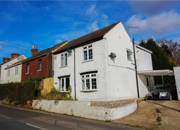 Thumbnail 2 bedroom semi-detached house for sale in Upper Weybourne Lane, Farnham, Surrey