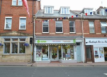 Thumbnail 4 bedroom maisonette to rent in High Street, Budleigh Salterton