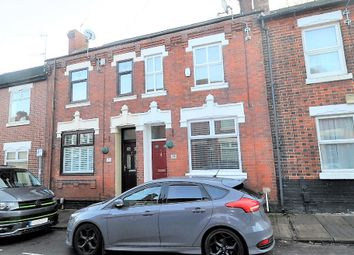 Thumbnail 2 bed terraced house for sale in West Avenue, Stoke-On-Trent