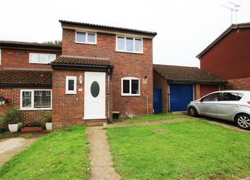 Thumbnail 3 bed end terrace house to rent in Tamar Way, Wokingham, Berkshire