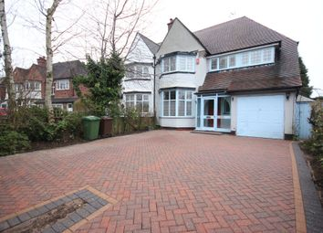 Thumbnail 4 bed semi-detached house for sale in Dove House Lane, Solihull