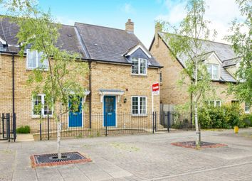 Thumbnail 3 bed end terrace house for sale in Merle Way, Lower Cambourne, Cambourne, Cambridge