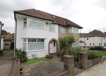 Thumbnail 3 bed semi-detached house for sale in Holders Hill Drive, London