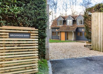 Thumbnail 2 bed barn conversion for sale in Turners Hill Road, Crawley Down, West Sussex