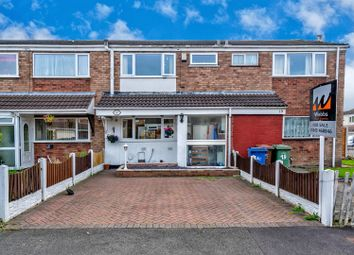 Thumbnail 3 bedroom terraced house to rent in Clifton Avenue, Cannock