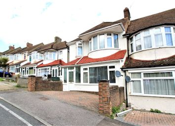 Thumbnail 3 bed end terrace house for sale in Cranleigh Gardens, Chatham, Kent