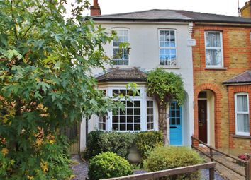 Thumbnail 2 bed semi-detached house for sale in Manor Road, Horsell