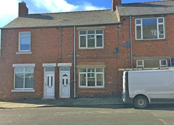 Thumbnail 2 bed terraced house to rent in Blandford Street, Ferryhill