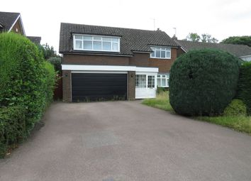 Thumbnail 4 bed detached house for sale in Beacon Road, Walsall