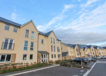 Thumbnail 1 bed flat for sale in Greenfield Road, Keynsham, Bristol