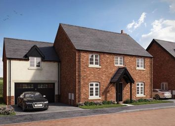 Thumbnail 5 bed detached house for sale in Hayfields, Upton Snodsbury Road, Pinvin