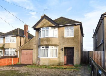 Thumbnail 3 bed detached house for sale in Main Road, Long Hanborough, Witney