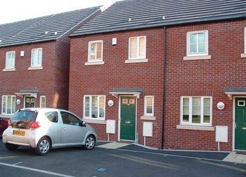 Thumbnail 3 bed end terrace house to rent in Ffordd Ty Unnos, Cardiff