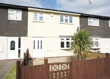 Thumbnail 3 bed terraced house to rent in Rectory Road, Pitsea, Basildon