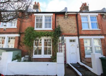 Thumbnail 2 bed terraced house to rent in Bennett Road, Brighton