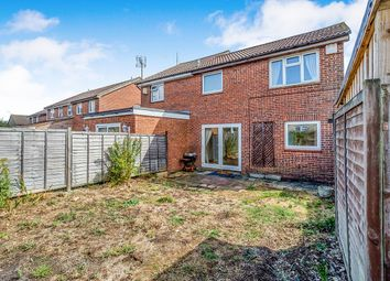 Thumbnail 1 bed terraced house for sale in Shepperton Close, Lordswood, Chatham