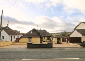 Thumbnail 4 bed detached bungalow for sale in Long Mynd, Main Road, Glen Vine