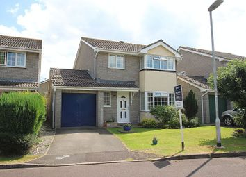 Thumbnail 4 bed detached house for sale in Downs Orchard, Meare, Glastonbury