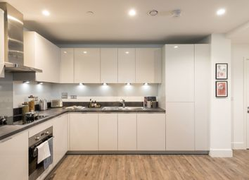 Thumbnail 3 bedroom flat for sale in D304, North End Road, Wembley