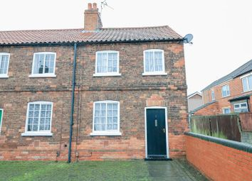 Thumbnail 2 bed terraced house for sale in Redbourne Street, Scunthorpe