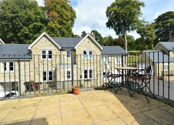 Thumbnail 2 bed flat for sale in Clarence Road, Bollington, Cheshire