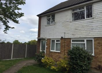 Thumbnail 2 bed maisonette to rent in Stonefield Close, Bexleyheath