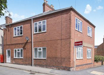 Thumbnail 2 bedroom flat for sale in Main Street, Fleckney, Leicester