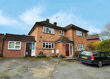 Thumbnail 4 bed detached house for sale in Orchard Close, Blackwater, Camberley, Hampshire