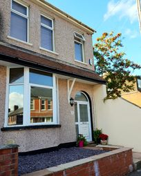 Thumbnail 3 bed end terrace house for sale in Penllyn Avenue, Newport