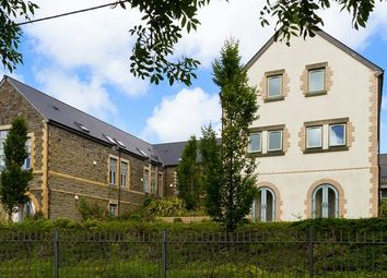 Thumbnail 2 bed flat for sale in Tredegar Avenue, Llanharan, Pontyclun